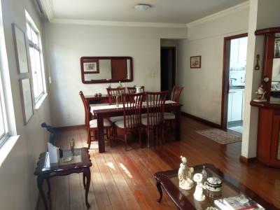 Apartamento de 121,00m²,  à venda