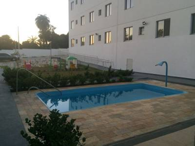 Apartamento de 50,24m²,  para alugar