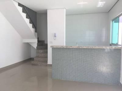 Casa de 56,00m²,  para alugar