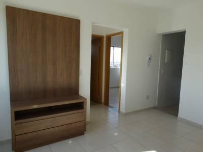 Apartamento de 45,78m²,  para alugar
