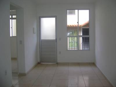 Apartamento de 41,94m²,  para alugar