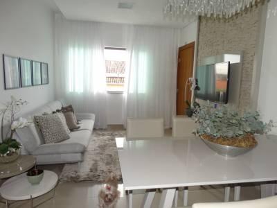 Apartamento de 77,60m²,  à venda