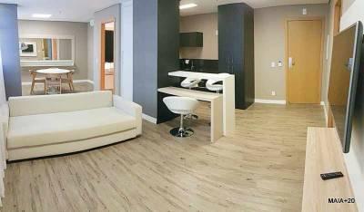 Apartamento de 62,33m²,  à venda