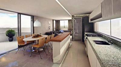 Apartamento de 225,53m²,  à venda
