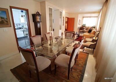 Apartamento de 124,00m²,  à venda