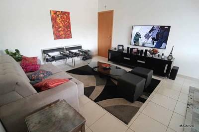 Apartamento de 87,04m²,  à venda