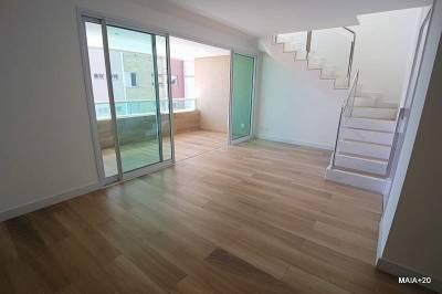 Cobertura Duplex de 184,00m²,  à venda