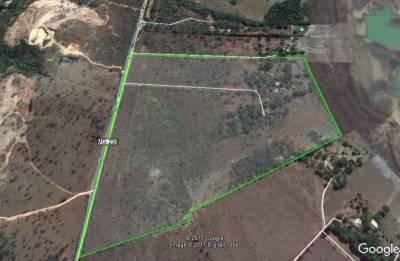 Terreno / Área de 35,00ha,  à venda
