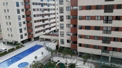 Apartamento de 66,15m²,  à venda