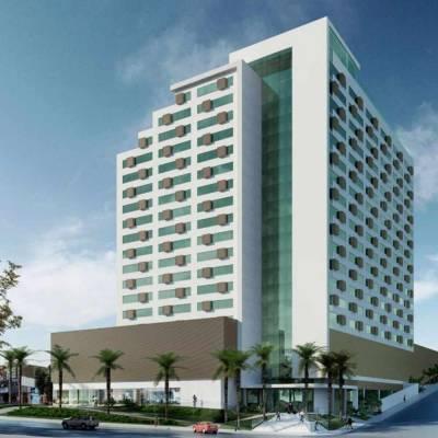 Apart Hotel de 51,00m²,  à venda