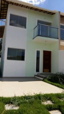 Casa de 115,00m²,  à venda