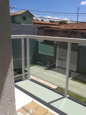 Casa de 64,00m²,  à venda