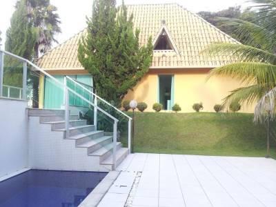 Casa em condomínio de 377,00m²,  à venda
