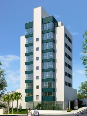 Apartamento de 82,78m²,  à venda