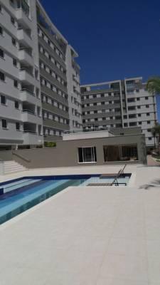 Apartamento de 61,00m²,  para alugar