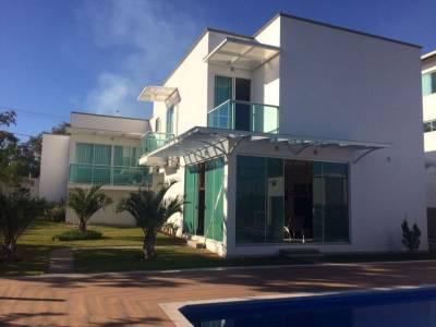Casa em condomínio de 306,88m²,  à venda