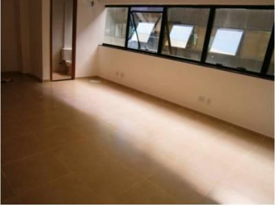 Sala de 34,35m²,  para alugar