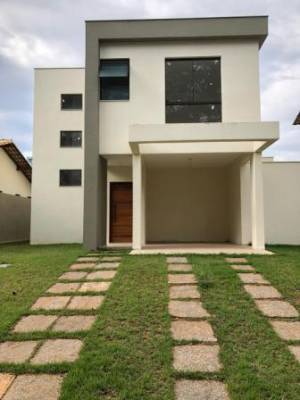 Casa em condomínio de 140,55m²,  para alugar