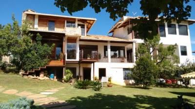 Casa em condomínio de 665,00m²,  para alugar