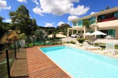 Casa em condomínio de 425,00m²,  para alugar