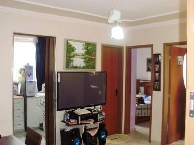 Apartamento de 45,84m²,  à venda