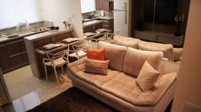 Apartamento de 37,87m²,  à venda