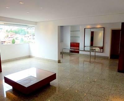 APARTAMENTO - Luxo, 02 suítes e salão para três ambientes. Em frente ao shopping e lazer completo.