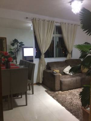 Apartamento de 64,09m²,  à venda