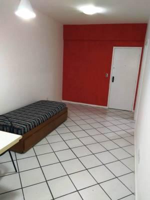 Flat de 45,00m²,  para alugar