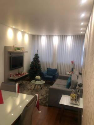 Apartamento de 80,97m²,  à venda