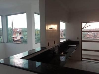 Apartamento de 80,00m²,  à venda