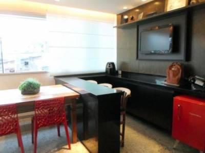 Apartamento de 125,00m²,  à venda