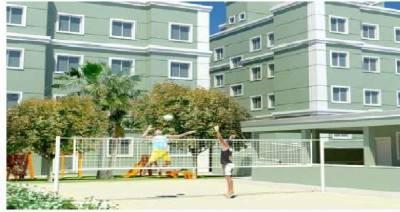 Apartamento de 47,86m²,  à venda