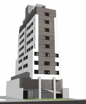Apartamento de 74,55m²,  à venda