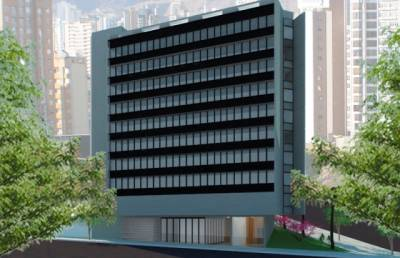 Apartamento de 32,77m²,  à venda