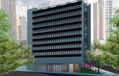 Apartamento de 32,49m²,  à venda