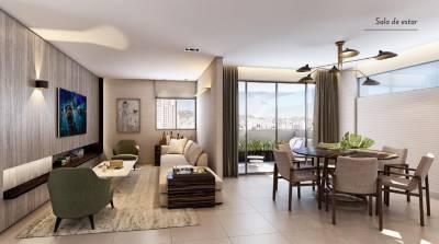 Apartamento de 93,10m²,  à venda