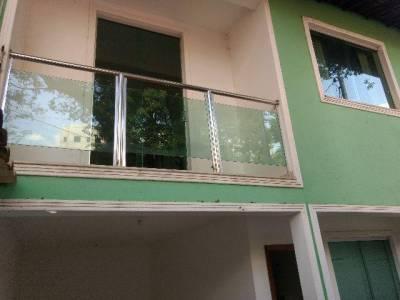 Casa geminada de 110,00m²,  para alugar