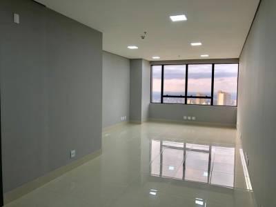 Sala de 50,00m²,  para alugar