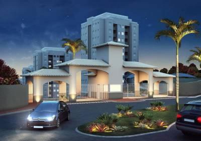 Apartamento de 77,39m²,  à venda