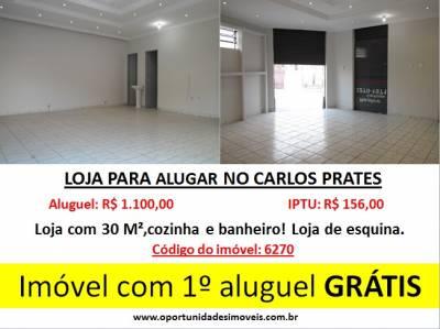 Aluguel, Carlos Prates.