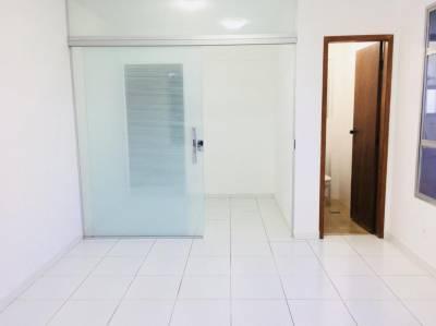 Sala de 35,07m²,  para alugar