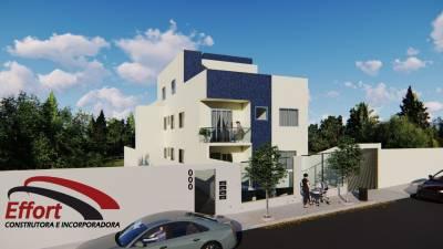 Apartamento de 52,38m²,  à venda
