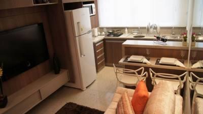 Apartamento de 29,98m²,  à venda