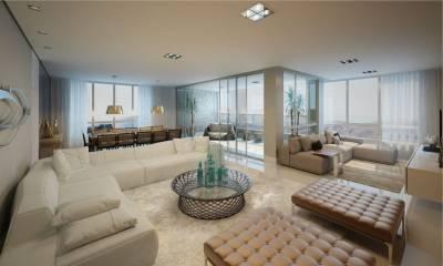 Apartamento de 326,43m²,  à venda
