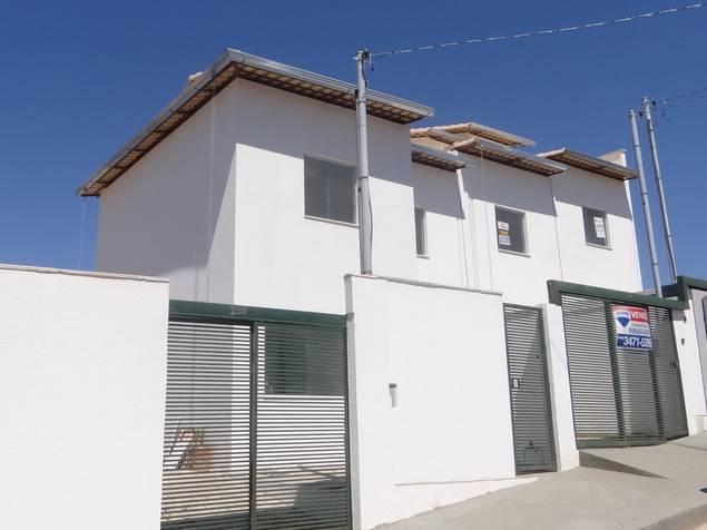 Casa geminada   Pérola Negra (Santa Luzia)   R$  184.900,00