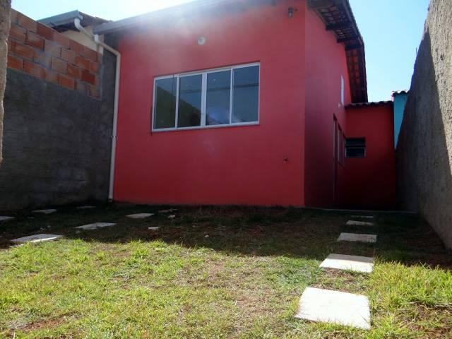 Casa geminada   Imperial (Santa Luzia)   R$  155.000,00
