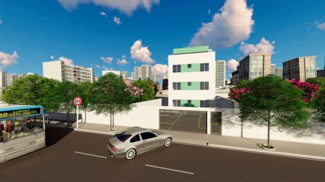 Apartamento com área privativa   Santa Cruz (Belo Horizonte)   R$  320.000,00