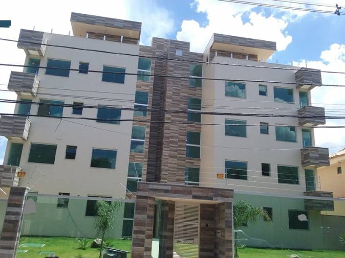 Apartamento com área privativa   Dona Clara (Belo Horizonte)   R$  370.000,00