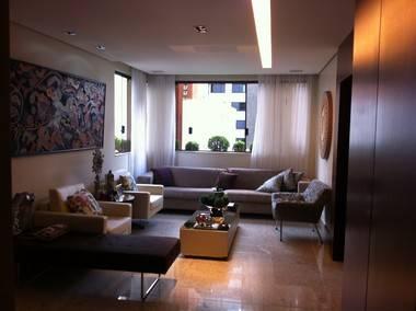 Cobertura   Lourdes (Belo Horizonte)   R$  6.900,00